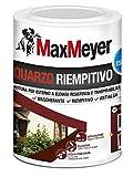 MaxMeyer Pittura per esterni Quarzo Riempitivo Antialga BIANCO 0,75 L...