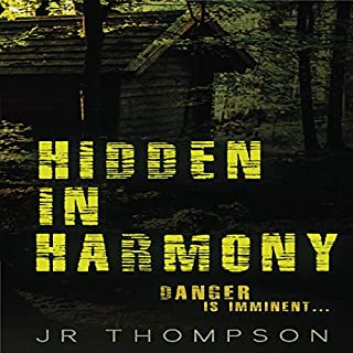 Hidden in Harmony: Danger Is Imminent audiobook cover art