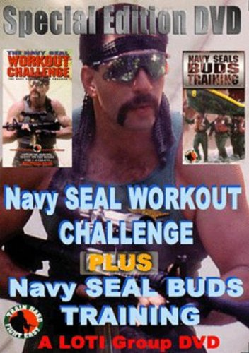 Navy Seal Workout Challenge & Navy Seal [DVD] [Import]