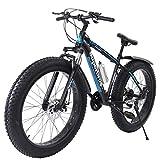 Fat Bike Snow Bike 26 Inch 21 Speed Fat tyre Mountain Bike Bicycle Cruiser Bicycle Beach Ride,Mountain Bike/Mountain Bikes