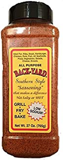 Backyard Southern Style All Purpose Seasoning - Case of 6 (27 oz. each)