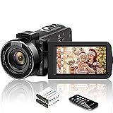 Best Video Cameras - Video Camera Camcorder, Weton 2.7K UHD Digital Vlogging Review