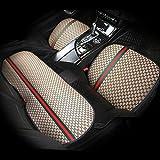 Xljh Luxus Mode Auto Sitzbezug Kissen Schutzmatte Pad Für BMW Toyota Honda Ford Nissan Mazda...