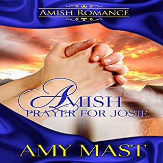 An Amish Prayer for Josie audiobook cover art