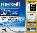 マクセル ブルーレイ BD‐R BR25VSKB.10S 10枚
