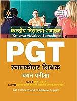 KVS (Kendriya Vidyalaya Sangathan) PGT (Snatkottar Shikshak) Chayan Pariksha