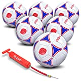 GoSports Premier Soccer Ball with Premium Pump & Mesh Carrying...