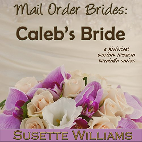 Caleb's Bride audiobook cover art