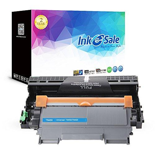INK E-SALE Compatible Brother DR420 Drum & TN450 Toner Cartridge for Brother HL-2240 HL-2240D HL-2270DW HL-2280DW MFC-7360N MFC-7860DW HL-2220 MFC-7240 DCP-7060D DCP-7065DN Printer (1 Toner + 1 Drum)