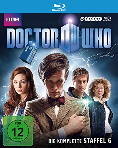 Doctor Who - Staffel 6 [Blu-ray]