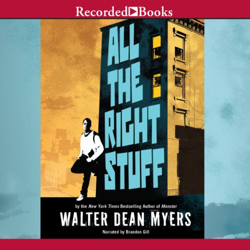 All the Right Stuff audiobook cover art