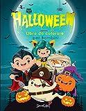 Halloween - Libro da Colorare per Bambini: Più di 50 divertenti pagine da colorare con streghe, zucche, vampiri, scheletri e molto altro per ore di ... (Regali per Bambini, Formato Grande)