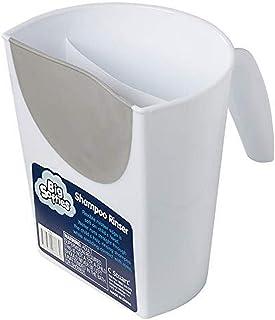 Big Softies Plastic Shampoo Rinser, White