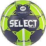 SELECT Solera Ballon Adulte Unisexe, Grey/Green, Junior(2)