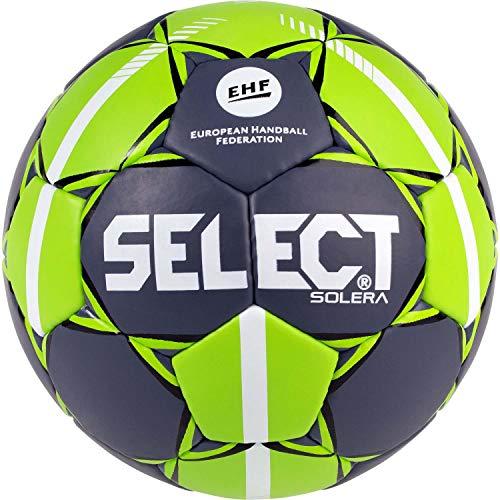 SELECT Solera Trainingsball grau 1