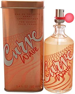 Liz Claiborne Curve Wave For Women 100ml - Eau de Toilette