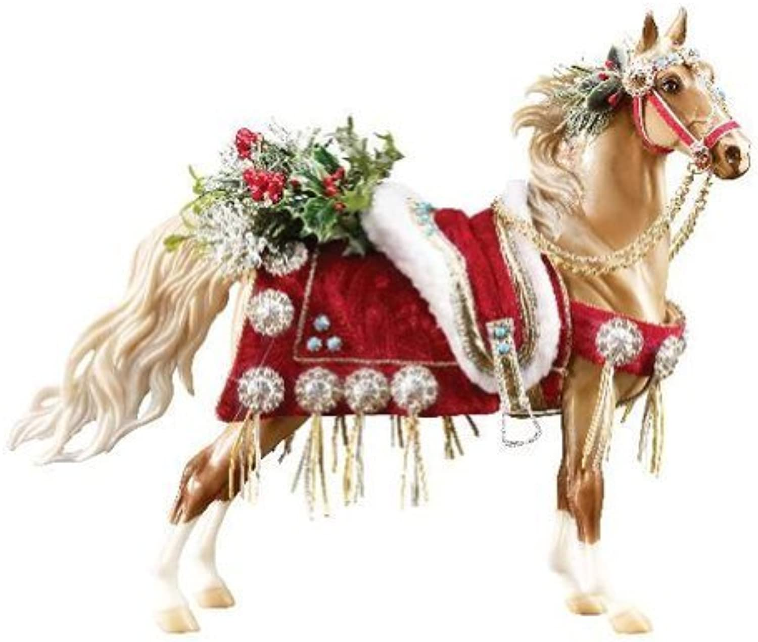 diseños exclusivos Breyer Holiday Holiday Holiday on Parade 2013 Horse by Reeves (Breyer) Int'l  marca