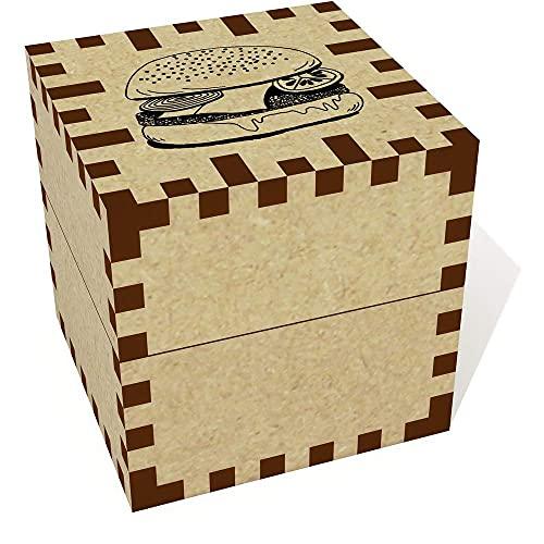 Azeeda Klein \'Käse-Burger\' Ringschachtel / Schmuckkästchen (JB00072321)
