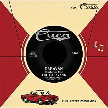 Caravan b/w Rock & Roll Christmas
