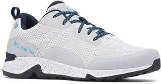 حذاء المشي Vitesse Outdry رجالي من Columbia بلون أبيض وأزرق فاتح مقاس 11 US