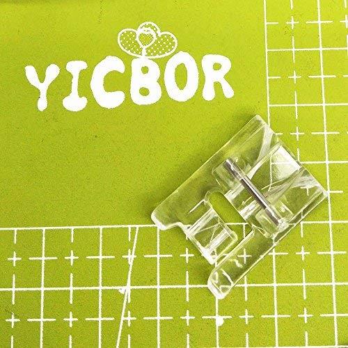 YICBOR SA150 prensatelas de perlas y lentejuelas para Brother