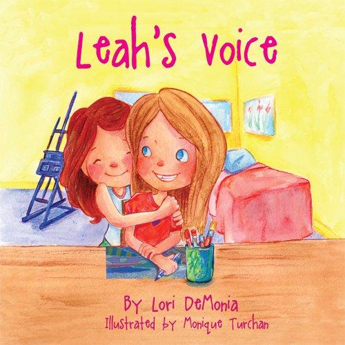 Leah's Voice by [Lori DeMonia]