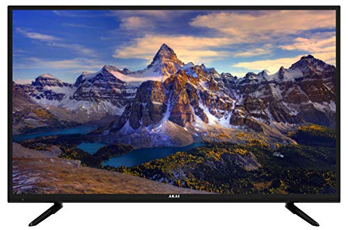 Akai aktv434 televisor LED 43 Pulgadas TV UHD 4 K Smart Android
