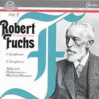 V 2: Orch. Wks. by ROBERT FUCHS (1997-03-18)