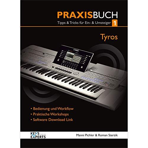 Keys-Experts Verlag Tyros Praxisbuch 1 -