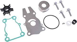 D DOLITY Marine Water Pump Repair Kit Replacement Impeller Part Fit for Yamaha 40 50 60 HP 63D-W0078-01-00 18-3434