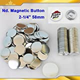 Nd. Magnetic 2-1/4' 58mm Magnet 100sets Parts Supplies for Pro Maker Machine