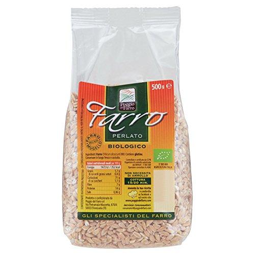 Farro Perlato Biologico - 500 gr