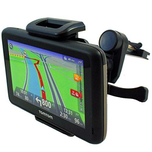 Navitec24 UNIVERSAL KFZ-Halter PKW Auto-Halterung drehbar Car-Holder Phone-Mount