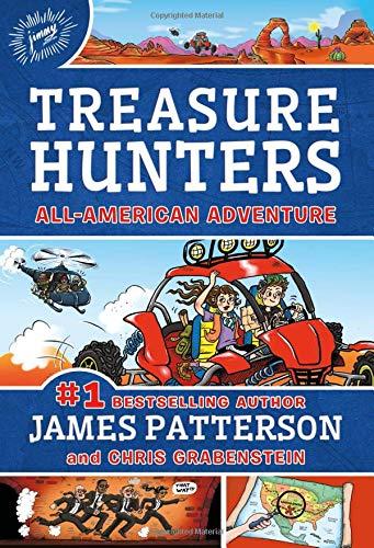 Treasure Hunters: All-American Adventure (Treasure Hunters, 6)
