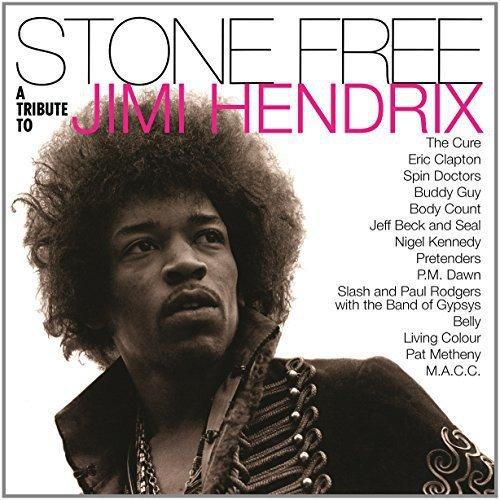 Stone Free (Jimi Hendrix tribute) [180 gm 2LP black vinyl] [Vinilo]
