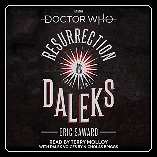 Doctor Who: Resurrection of the Daleks cover art