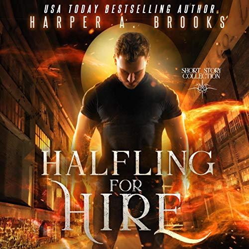 Couverture de Halfling for Hire: A Short Story Collection