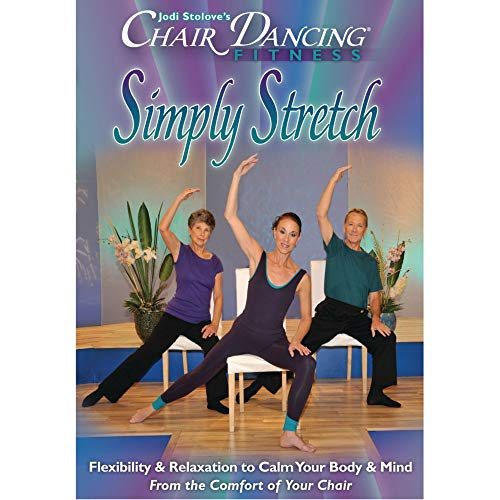 Chair Dancing Fitness Presents: Simply Stretch [HD DVD]