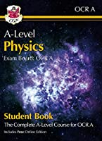 New A-Level Physics for OCR A: Year 1 & 2 Student Book with Online Edition
