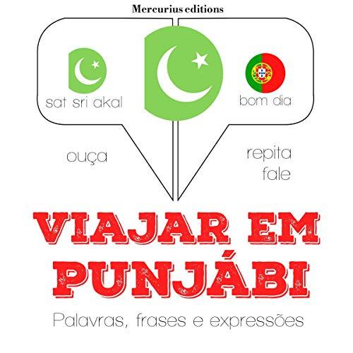 Viajar em punjabi audiobook cover art