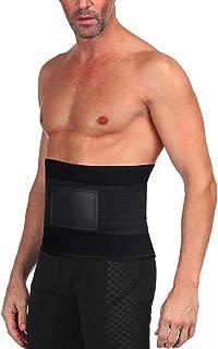 MASS21 Waist Trimmer Sauna Belt Wrokout Waist Trainer Hot Sweat Neoprene Wrap Body Shaper Slimmer