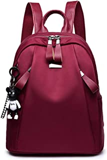 Backpack for girls and women suitable for all occasions, Red RF-4050
