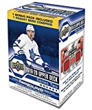 2019-20 UPPER DECK Hockey Series 2 Trading Cards Blaster Box 8 Packs