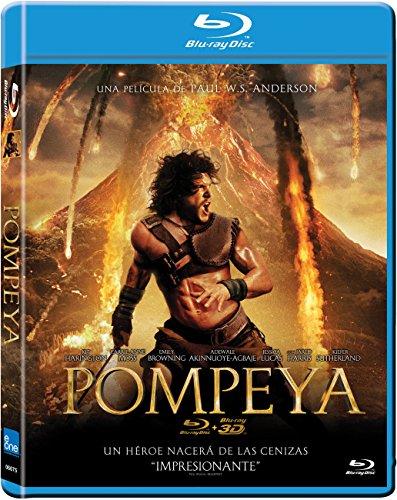 Pompeya (Bd 3d + 2d) Blu-ray