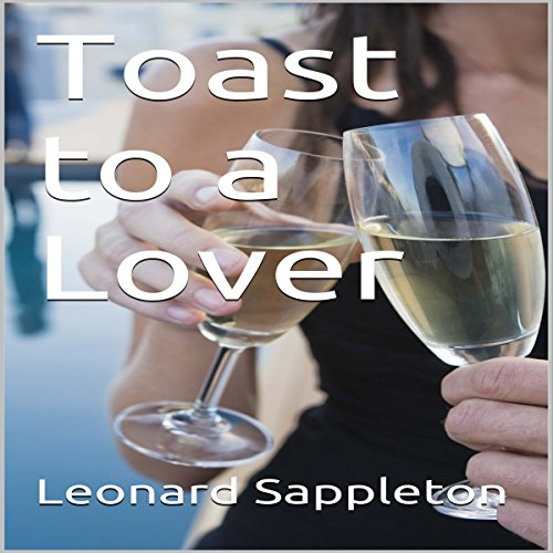Toast to a Lover audiobook cover art
