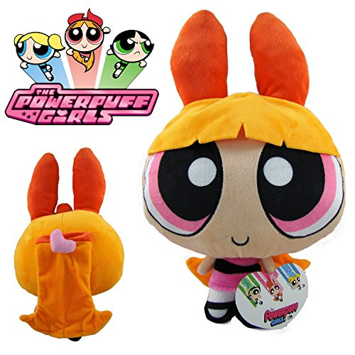 Powepuffgirls Supernenas - Peluche Pétalo 32 cm Calidad Super Soft