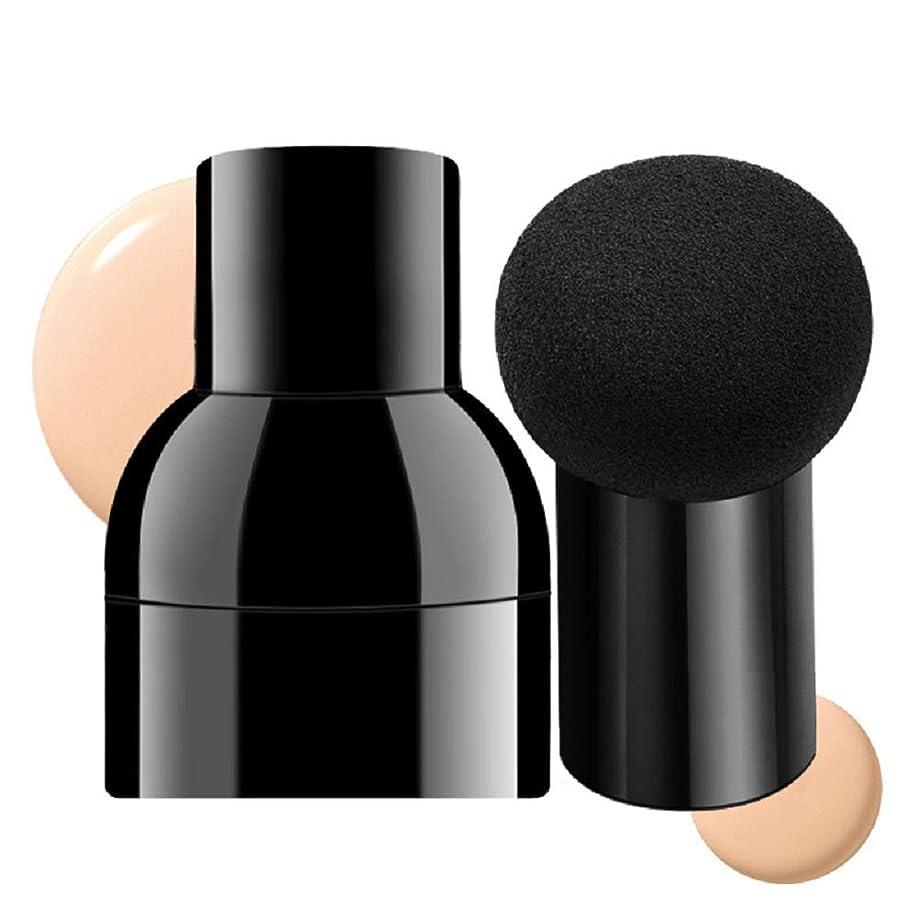 相関する恵み放置暖かい心 メイクスポンジ パフ乾湿兼用 美容ツール ファンデーションパフ 化粧用 化粧用パフ收納 (3個)
