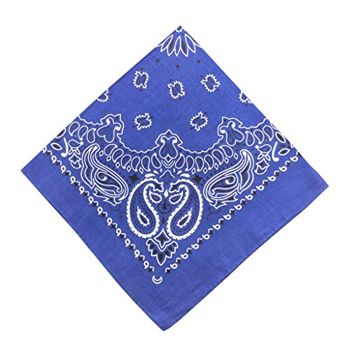 FRAUIT bandanna hoofddoek halsdoek Nickituch biker doek doek motorfad doek verschillende kleuren paisley patroon motordoek verschillende kleuren nieuwe hoofddoek