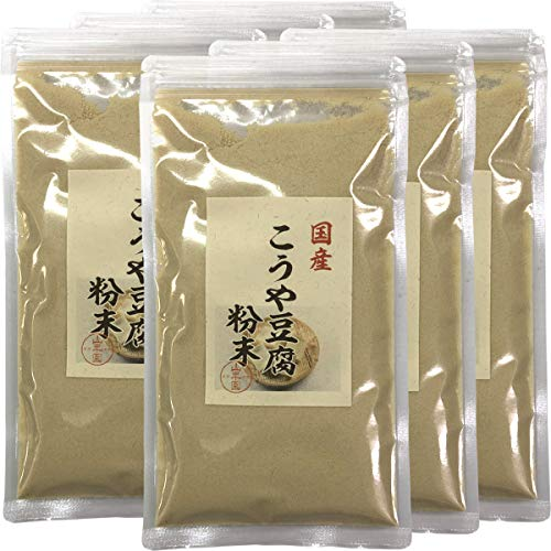 【国産】高野豆腐 粉末 150g×6袋セット