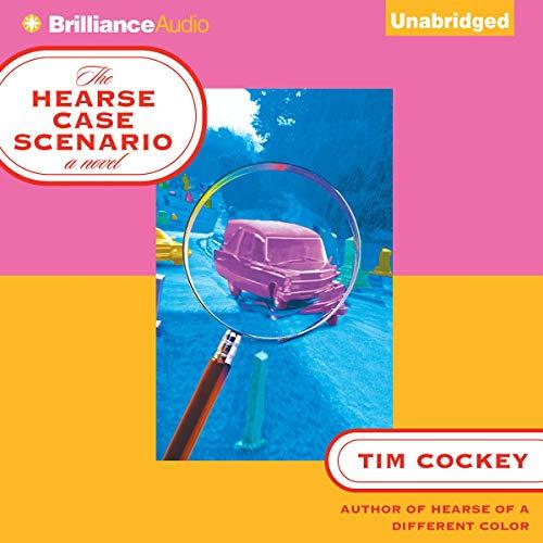 The Hearse Case Scenario audiobook cover art